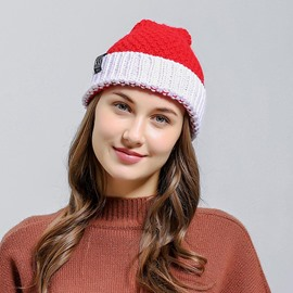 Ericdress Creative Santa Claus Wool Hat for Christmas