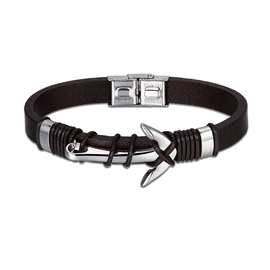 Ericdress Best Seller Titanium Steel Creative Men's Bracelet