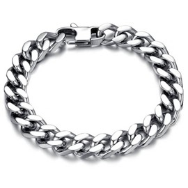 Ericdress Korean Style Titanium Steel Bracelet for Men