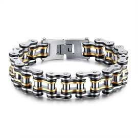 Ericdress Stainless Steel Men's Bracelet