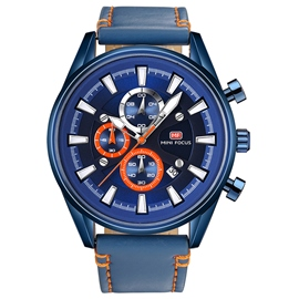Ericdress JYY Leisure Strap Water Resistant Watch for Men
