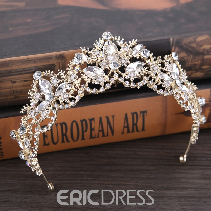 Ericdress Shinning Baroque Style Bride's Hair Accessories
