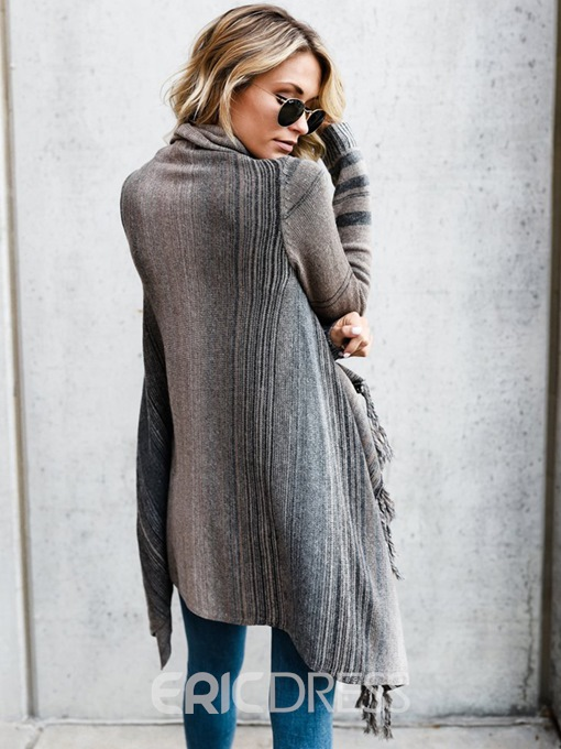 Ericdress Regular Mid-Length Fall Sweater