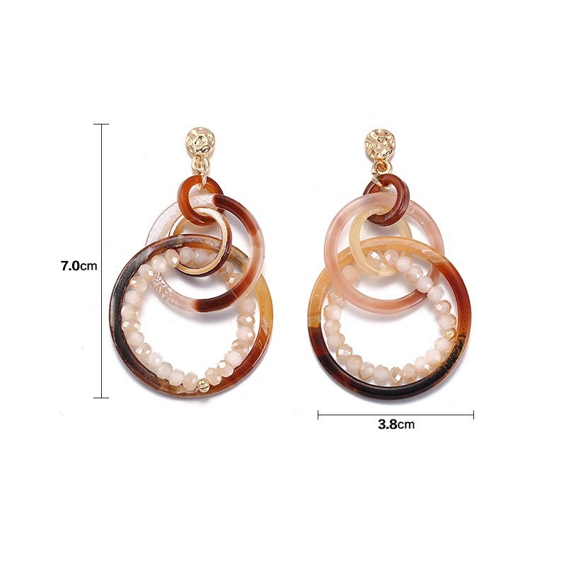 Ericdress Best Seller Creative Acrylic Women's Earring