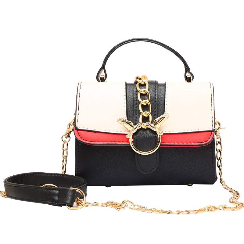 Ericdress Belt-Decorated Exquisite Decoration Crossbody Bag