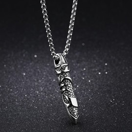 Ericdress Men's Pendant Necklace