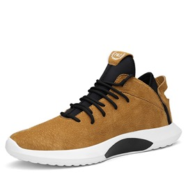 Ericdress Trendy Cushioning Lace-Up Men's Athletic Shoes