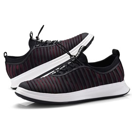 Ericdress Elastic Band Low-Cut Plain Men's Athletic Shoes