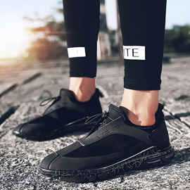 Ericdress New Arrival Elastic Band Patchwork Men's Athletic Shoes