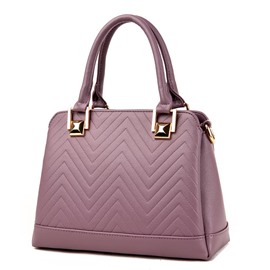 Ericdress All Match PU Women Handbag