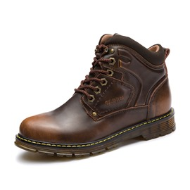 Ericdress New Style Lace-Up Men's Martin Boots