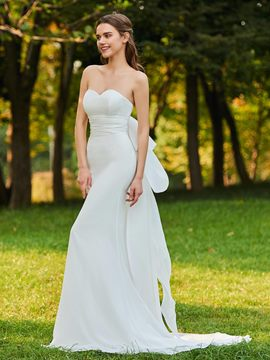 Ericdress Sweetheart Mermaid Garden Wedding Dress