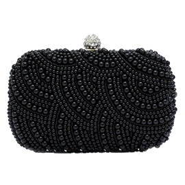 Ericdress Handmade Beading Decoration Evening Clutch
