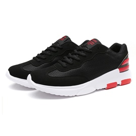 Ericdress All Match Mesh Patchwork Men's Athletic Shoes