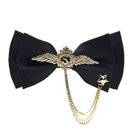 Ericdress Double Layer British Style Men's Bowtie