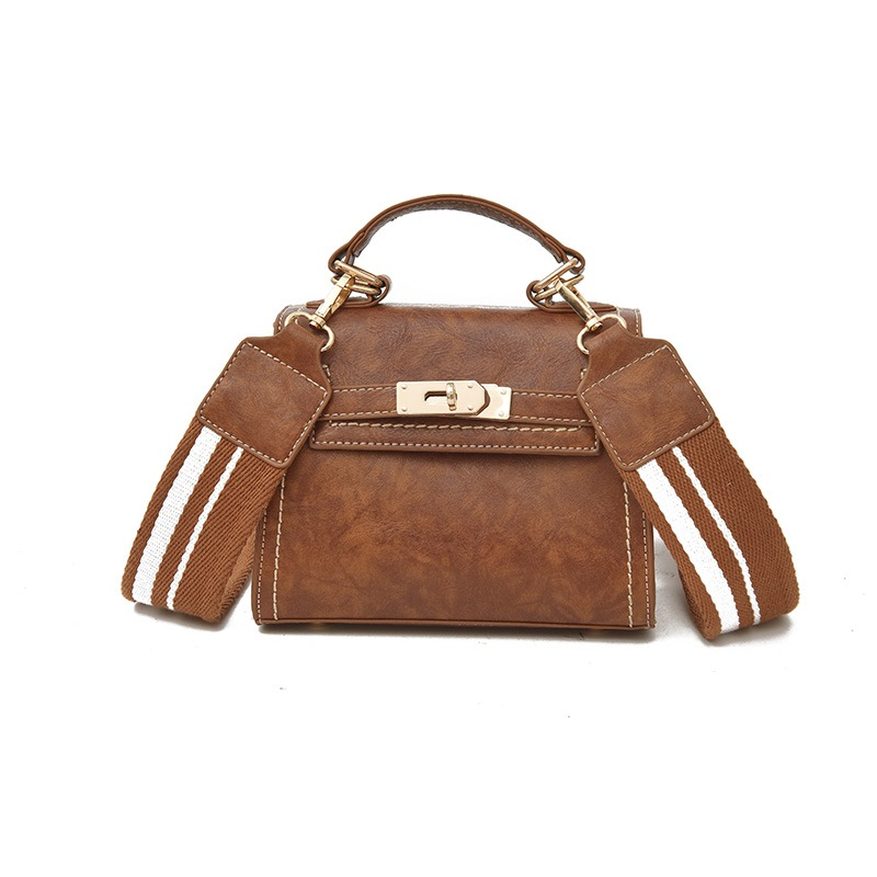 Ericdress Latch Decoration PU Women Handbag