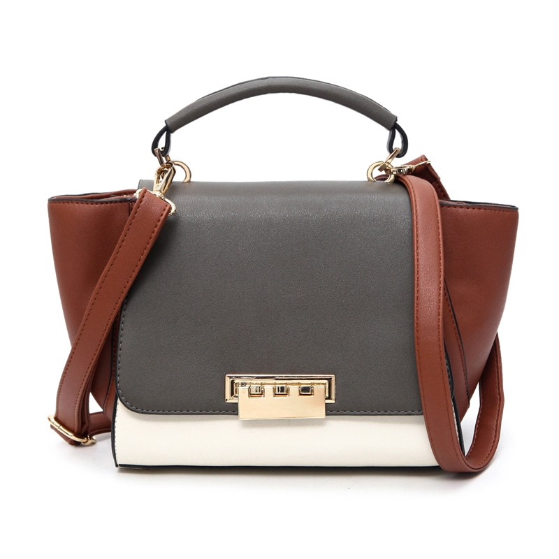 Ericdress Ladylike Color Block Women Handbag