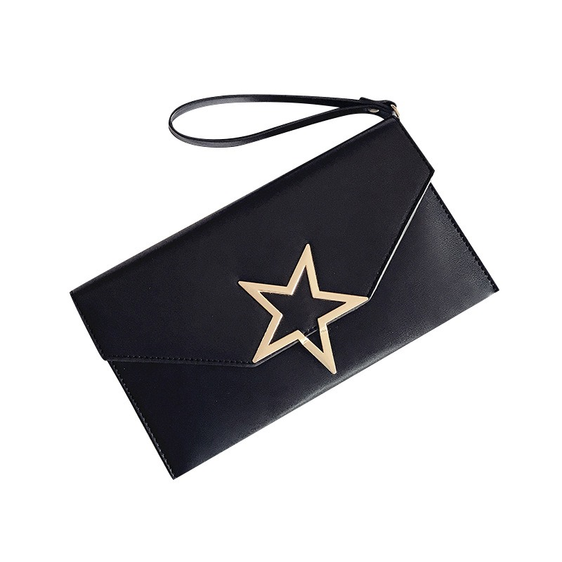 Ericdress Envelope Shape Five-Pointed Star Clutch