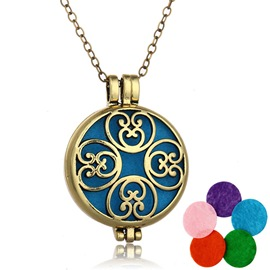 Ericdress Vintage Style Women's Essential Oil Necklace