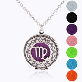 Ericdress Women's SPA Essential Oil Necklace