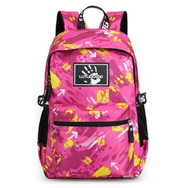 Ericdress Personality Camouflage Women Backpack