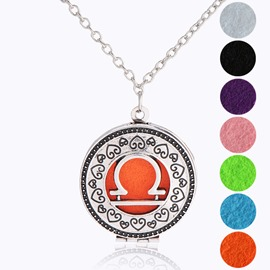 Ericdress Libra Health Essential Oil Necklace for Women