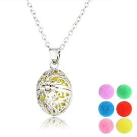 Ericdress Creative Essential Oil Necklace for Women