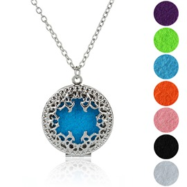 Ericdress Amazing Essential Oil Necklace for Women