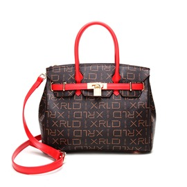 Ericdress Stylish Letter Prints Women Handbag