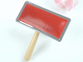 Ericdress Rectangle Steel Wood Pulp Brush