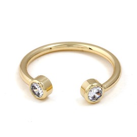 Ericdress Diamante Open Ring for Women