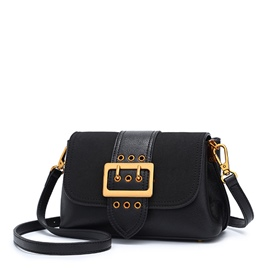 Ericdress Vintage Belt-Decorated Women Crossbody Bag