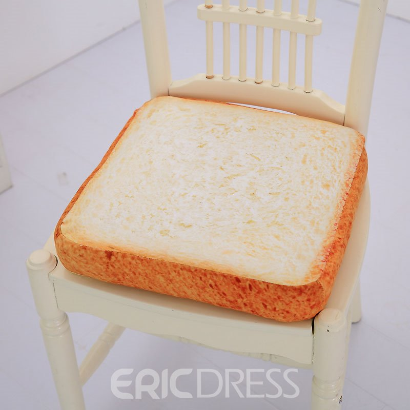 Ericdress Creative Bread Sliced Cushion For Pet