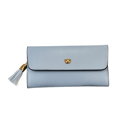 Ericdress Long Type Candy Color Women Wallet