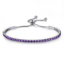 Ericdress Concise All Match Ultra Violet Bracelet for Women