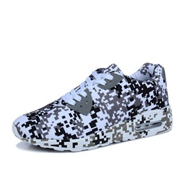 Ericdress Camouflage Print Round Toe Men's Sneakers