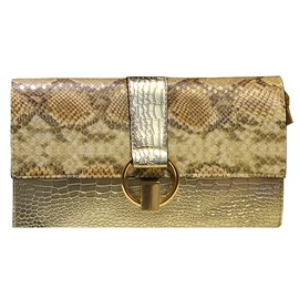 Ericdress Serpentine Pattern Women Clutch