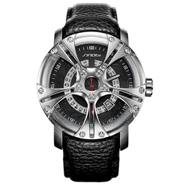 Ericdress Men's Creative Design Watch
