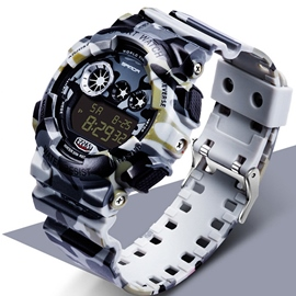 Ericdress Waterproof Electronical Watch for Men