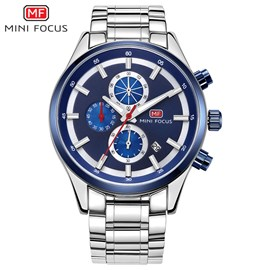 Ericdress Business Big Case Watch for Men