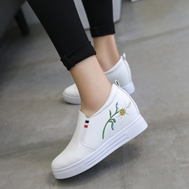 Ericdress Embroidery Slip-On Women's Sneakers