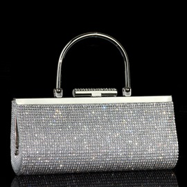 ericdress koreanische Art Pailletten Strass Clutch