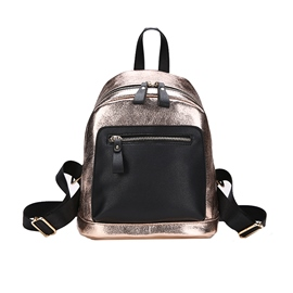 Ericdress Casual Color Block Women Backpack