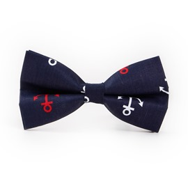 Ericdress Handmade Cotton Bowtie for Men