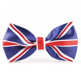 Ericdress Men's Flag Printed Bowtie