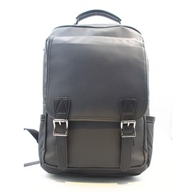 Ericdress Huge Space Plain Unisex Backpack