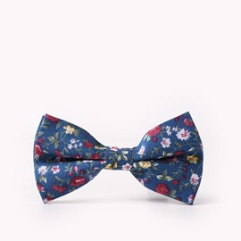 Ericdress Flower Printed Bowtie for Men