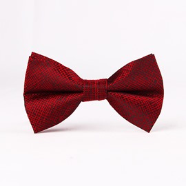 Ericdress British Style Pure Color Tie for Men