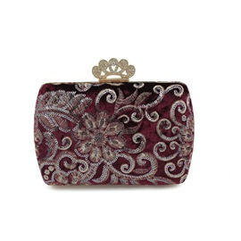 Ericdress Classical Embossing Women Clutch