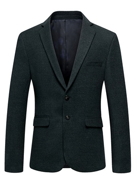 Ericdress Fit Pocket Men's Casual Blazer